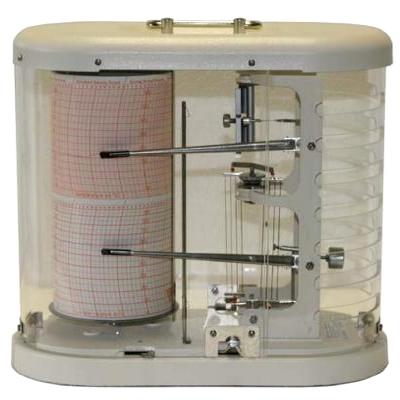 Механические термогигрографы