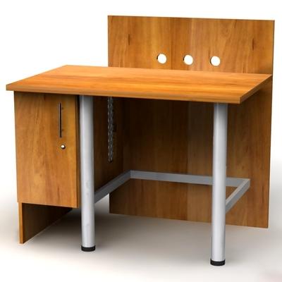 Компьютерные столы и читательские терминалы