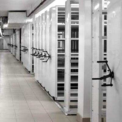 Мобильные системы хранения фондов