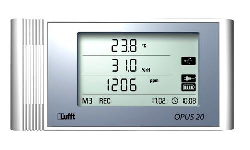 Приборы контроля температуры и влажности для книгохралилищ