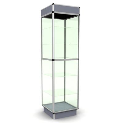 Сборно - разборные витрины для временных тематических выставок