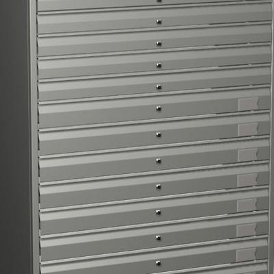 Шкафы драйверного типа для хранения фондов